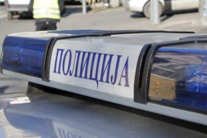 Uhapšen lopov: Ukrao kosilicu iz tržnog centra