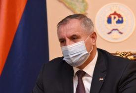 """""""PAMTIĆEMO JE KAO HRABROG PROFESIONALCA"""" Višković uputio telegram saučešća porodici Mirjane Parović"""
