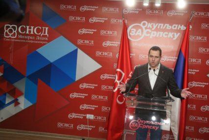 """""""I kada bi mi bojkotovali, oni ne bi pobijedili"""" Portparol SNSD ekspresno odgovorio opoziciji u Srpskoj (FOTO)"""