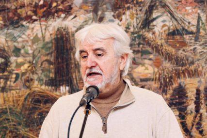 GODIŠNJA DOBA Izložba akademskog slikara Ratka Lalića otvorena u Banskom dvoru (FOTO)