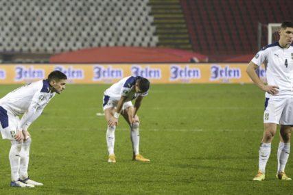 DODATNI PROBLEM Još tri igrača napustila reprezentaciju Srbije