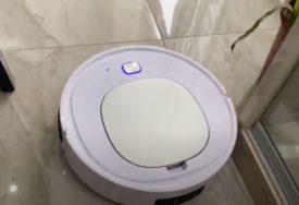 SNIMAJU DEŠAVANJA, PRISLUŠKUJU UKUĆANE Usisivači-roboti pogodni za špijunažu