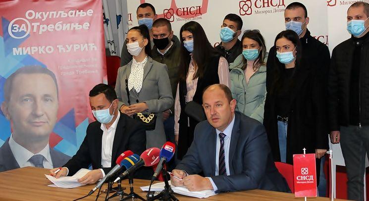 """PETROVIĆ PORUČUJE """"SNSD podnosi krivične prijave protiv Vukanovića"""""""