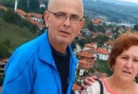 PORODICA ZAVIJENA U CRNO Prije nekoliko dana ubio suprugu, danas se objesio u bolnici