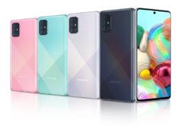 IZUZETAN ZA SVAKOGA - SAMSUNG GALAXY A71 Izaberite telefon iz Galaxy A serije uz sniženje do 100 KM!