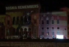 SARAJEVO SLAVILO BAJDENOVU POBJEDU Defile kroz glavne ulice, vijorile se zastave Amerike (VIDEO)