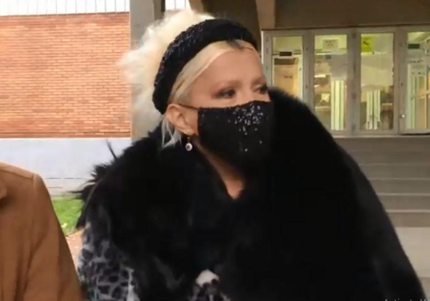 Slađana Milošević u KRITIČNOM STANJU: Pjevačica hitno hospitalizovana zbog unutrašnjeg krvarenja