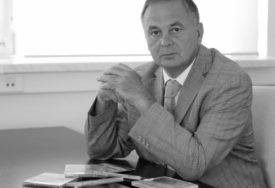 OPROŠTAJ OD KOLEGE Preminuo Slobodan Vidović, dugogodišnji radnik RTRS