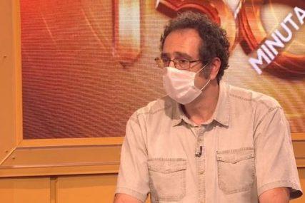 """""""Bolnice su prepune"""" Dr Janković poručio da je neprimjereno govoriti o otvaranju kafića, kada je zdravstvo pred kolapsom"""