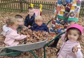 VESELJE U SRBAČKOM VRTIĆU Mališani priredili jesenju svečanost