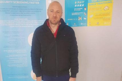 BOLUJE OD MALIGNOG TUMORA Slobodan Gacić otputovao na liječenje u Grčku