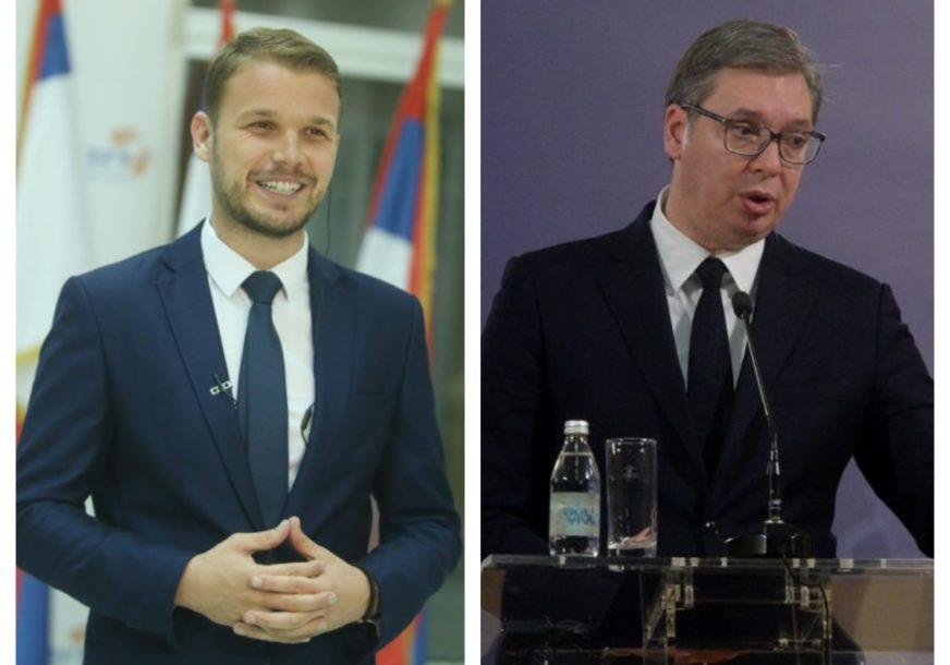 SRPSKAINFO SAZNAJE  Stanivuković se sastao s Vučićem, otkrivamo ŠTA MU JE OBEĆAO