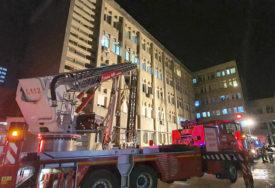 VELIKA TRAGEDIJA U RUMUNIJI Zapalila se kovid bolnica, stradalo najmanje 10 ljudi