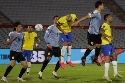 BRAZIL MAKSIMALAN Artur i Rišarlison matirali Urugvaj, Kavani isključen! Pobjeda Argentine (VIDEO)