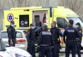 Vrata od 100 kilograma pala na dijete: Mališan teško povrijeđen na ulici u Mariboru
