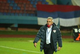 """""""ŽAL ZBOG DRUGOG POLUVREMENA"""" Jagodić istakao da je Borac primio neoprostiv gol"""