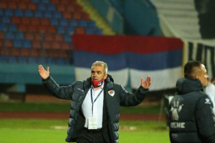 """BANJALUČANE STIGLA KAZNA Jagodić: """"Promašili smo previše šansi za ovakvu utakmicu"""""""
