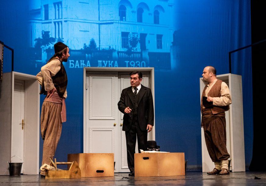 SEDAM PREDSTAVA BIĆE EMITOVANO UŽIVO Narodno pozorište RS otvara 37. Susrete pozorišta u Brčkom