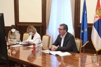 FORUM MLADIH LIDERA Vučić: Region može biti značajan faktor samo uz saradnju
