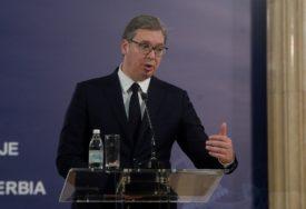 OGLASIO SE NA TVITERU Vučić Plenkoviću poželio brz oporavak od korona virusa