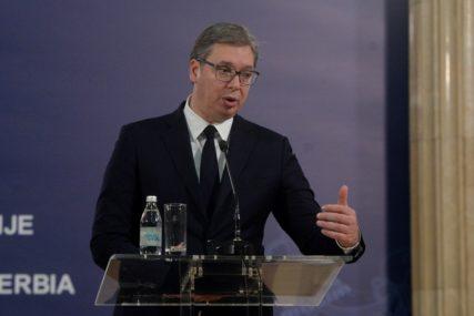 SITUACIJA IZUZETNO TEŠKA Vučić: Danas najteži dan, samo jutros bilo 47 preminulih, a BIĆE JOŠ TEŽE