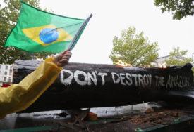 REKORDNA SJEČA BRAZILSKIH PRAŠUMA Bolsonaro unazadio sistem zaštite životne sredine