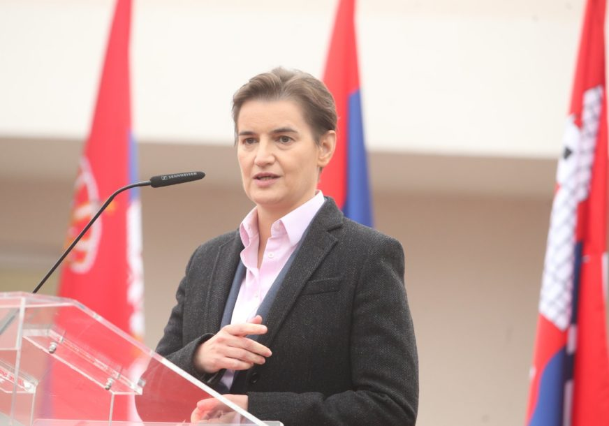 """POSLIJE GRADIŠKE, BRNABIĆEVA U BANJALUCI """"Tek ćete da vidite kako Srbija i Srpska rade zajedno"""" (FOTO)"""