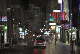 KORONA VIRUS U AUSTRIJI Registrovano još 1.267 novih slučajeva, preminulo 29 ljudi