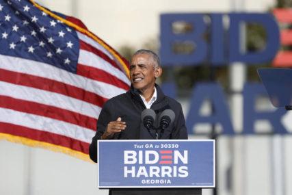"""OBAMA ČESTITAO POBJEDU """"Bajden će raditi u najboljem interesu Amerike"""""""