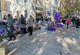 HUMANITARNI BAZAR Trebinjci danas u akciji pomoći maloj Minji Matić iz Kragujevca (FOTO)