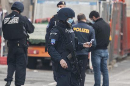 UBIO ČETIRI I RANIO 20 OSOBA U BEČU Terorista pripremao stan za okršaj s policijom
