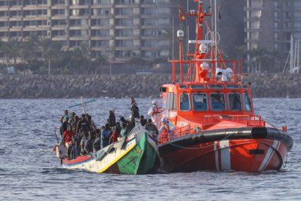 UTOPILO SE 20 LJUDI Prevrnuo se brod s migrantima, preživjele samo TRI ŽENE