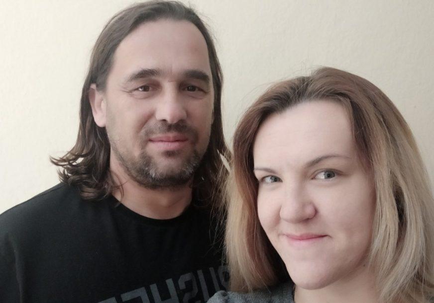 NJIMA JE POLITIKA DONIJELA LJUBAV Nevjerovatna životna priča supružnika iz Trebinja