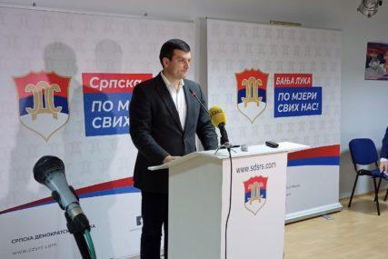 MOGLO BI BITI BURE Davor Šešić će govoriti na Glavnom odboru SDS, šta će preduzeti  Šarović