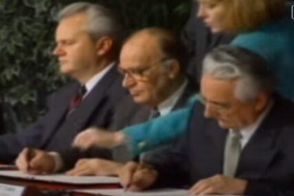 REPUBLIČKI PRAZNIK Četvrt vijeka od zaključivanja Dejtonskog sporazuma