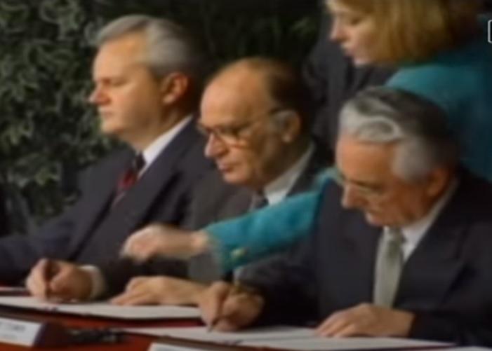 ZA VEĆINU SUTRA JE NERADNI DAN Obilježavanje godišnjice potpisivanja Dejtonskog sporazuma