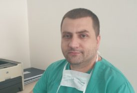 """""""SAT JE KAO DAN, DAN KAO GODINA"""" Doktor Veljović o mukama koje je prošao dok se BORIO S KOVIDOM"""