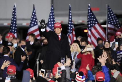 ČEKAJU SE REZULTATI Zatvorena birališta na predsjedničkim izborima u SAD