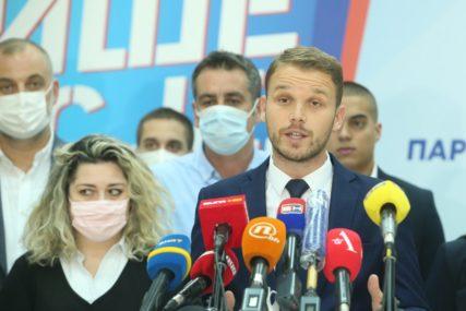 """""""POZIVAM NA POLITIČKI RAZUM"""" Stanivuković poručuje da Banjaluku neće voditi samo jedan čovjek"""