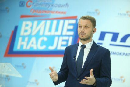 """""""NIKO POŠTEN NE TREBA DA SE PLAŠI"""" Stanivuković o smjenama u Gradskoj upravi i javnim preduzećima"""