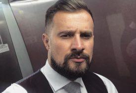 """AFERA """"RESPIRATORI"""" Fikret Hodžić na ispitivanju u Tužilaštvu BiH"""