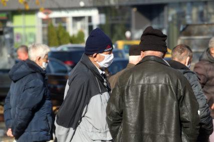 """""""MORAMO SE STRPITI"""" Zabrana izlaska iz kuća i ograničenje okupljanja"""