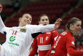 SRBIJA IGRA U KOLDINGU Evropsko prvenstvo za rukometašice u dva danska grada
