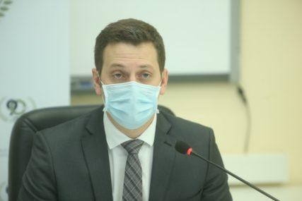 UGLEDATI SE NA ODGOVORNE Zeljković: Situacija stabilna, ali i dalje nepovoljna