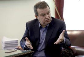 """Dačić o uslovina u vezi s Kosovom """"Srbija neće pristati ni na kakve ucjene"""""""