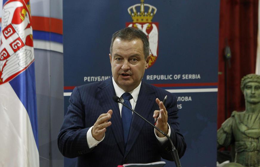 VELIKI GUBITAK Dačić: Patrijarh Irinej ojačao i stabilizovao SPC