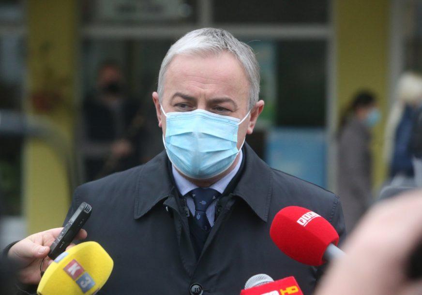 Borenović poručuje da javnost mora biti upoznata sa radom Interresorne grupe za izmjenu Izbornog zakona