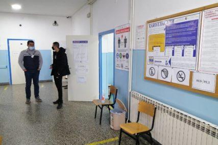 NEMA GUŽVI Mala izlaznost na izborima u Gradišci