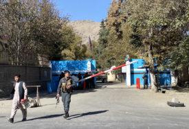 META JE BIO VOJNI KAMION Eksplozija kod ruske ambasade u Kabulu