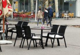 NEZADOVOLJNI NOVIM MJERAMA Hrvatski ugostitelji protestima u Zagrebu traže obeštećenje od vlade